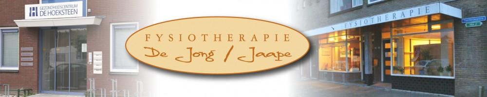 Fysiotherapie De Jong / Jaape
